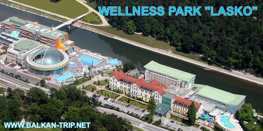 Venir se ressourcer dans le centre thermal de Lasko en Slovénie
