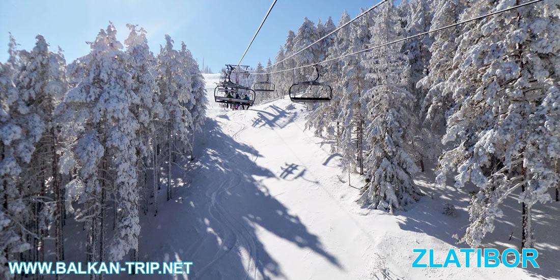 Station de ski familiale de Serbie - Zlatibor
