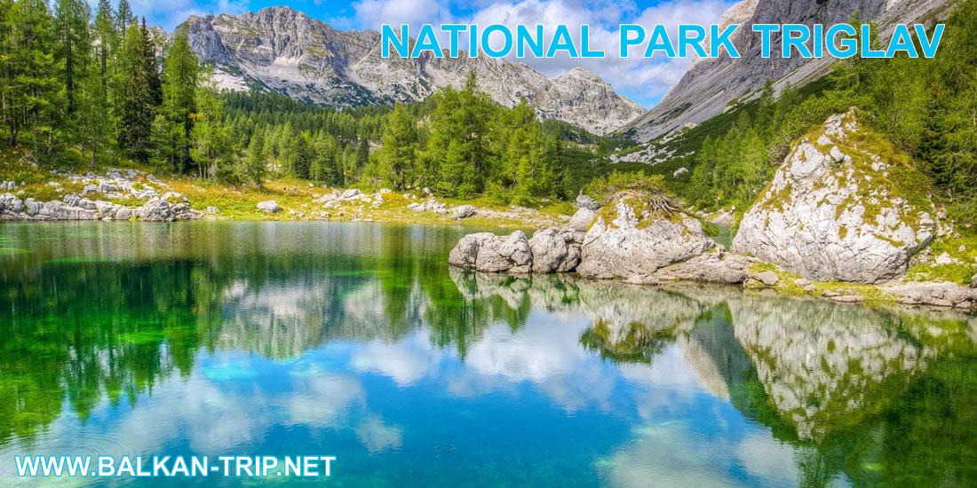 Parc national de Triglav - éblouissant !