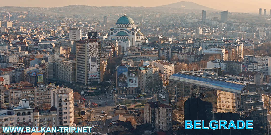 Faire la fête à Belgrade - la capitale festive serbe