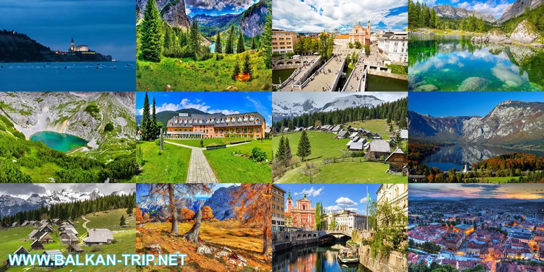 Slovénie la destination secrète touristique à découvrir